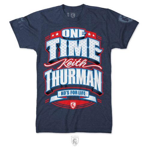 One Time Thurman March 2017 Slim (Navy Heather)