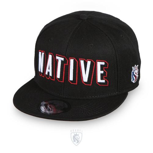 Native Snapback