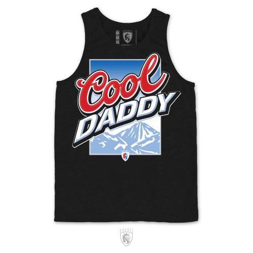 Cool Daddy 017 Tank (Black)