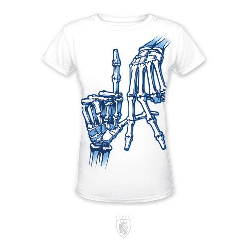 LA Bones CHICK (White)