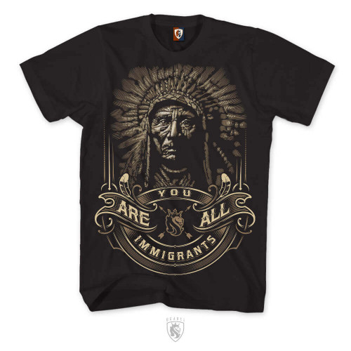 indigenous Mens Tee