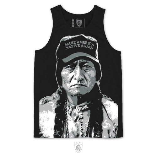 Make America Native Tank