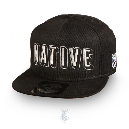 Native Snapback (Monotone)