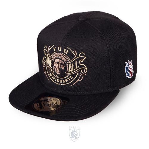 Indigenous Snapback Hat