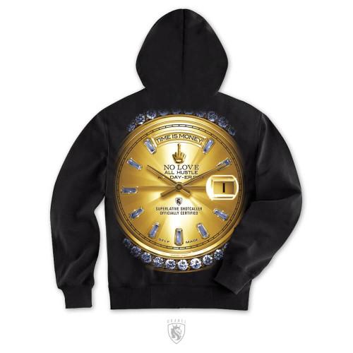 Time is Money 18K Hoodie