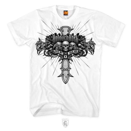 Dub-Cross (White)