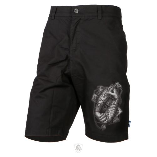 Tattoo Hands Shorts