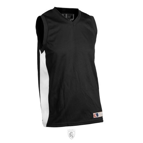 Sports Tank B-Ball Jersey (BLACK)
