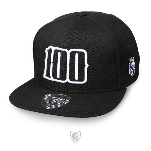 100 Snapback Hat