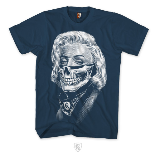 Marilyn Bandit - Navy