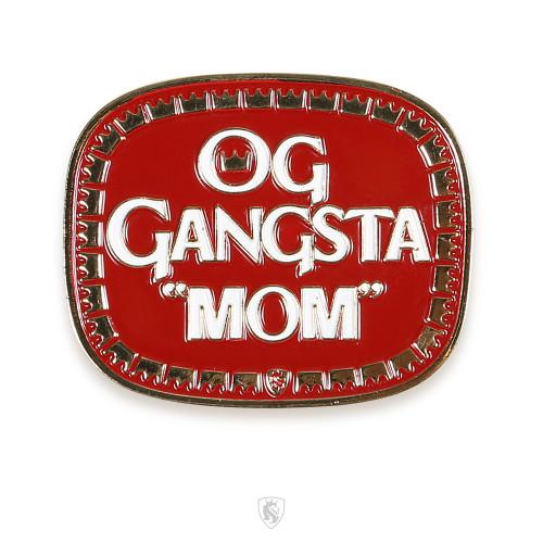 OG MOM Enamel Pin