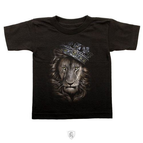 Fierce Lion Kids Tee