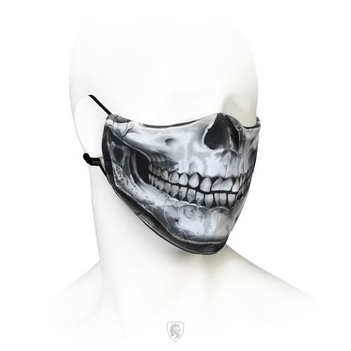 Snow Camo Face Mask
