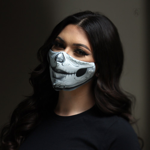 Sugarskull Face-mask 2