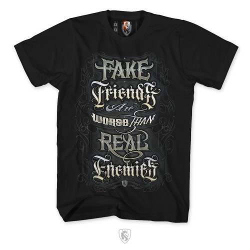 Fake friends are worse than real enemies