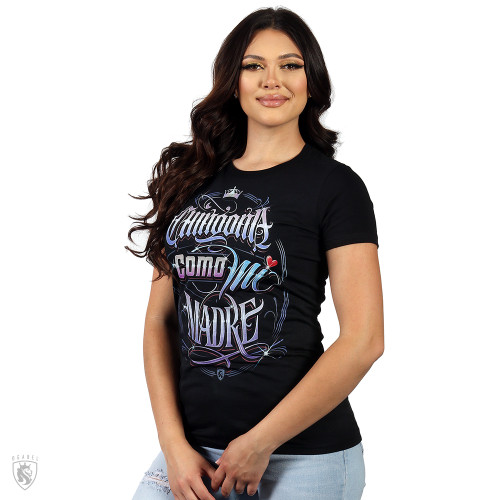 Chingona Como Mi Madre Perfect Tee