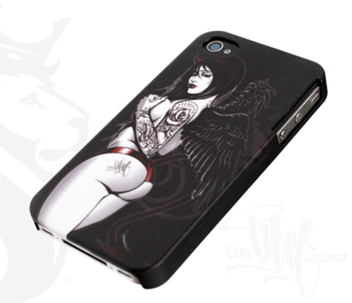 Dark Angel iPhone4 Case