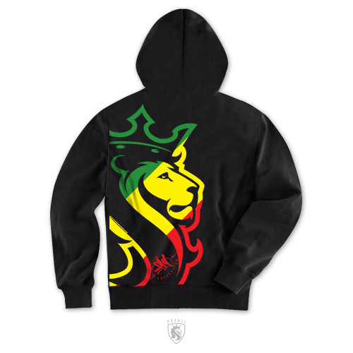 Lion Rasta Hoodie