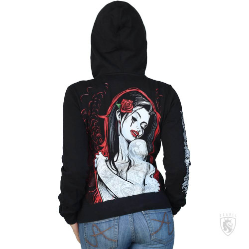 Arms Chick Jrs Hoodie
