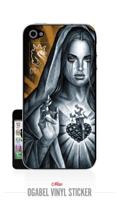 Faith iPhone4 Sticker