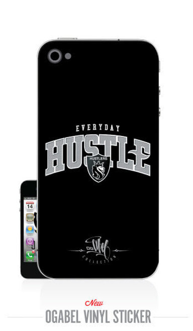 EverHustle iPhone4 Sticker