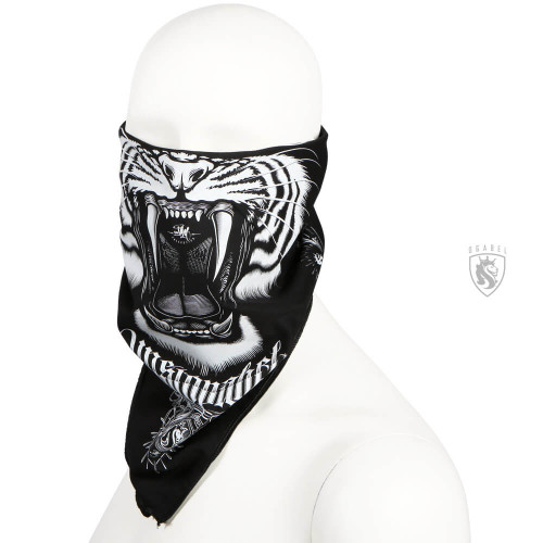 Tiger Bandit Bandana