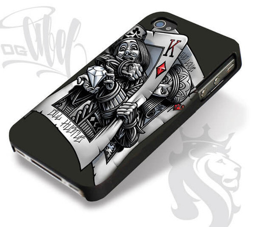 Battle King iPhone4 Case