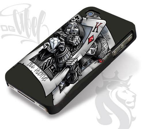 Battle King iPhone4 Case