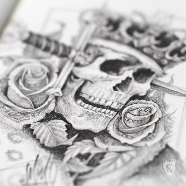 Suicide King Design By Ogabel Ogabelcom