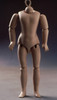 FB550S 6-INCH FRENCH COMPOSITION DOLL BODY