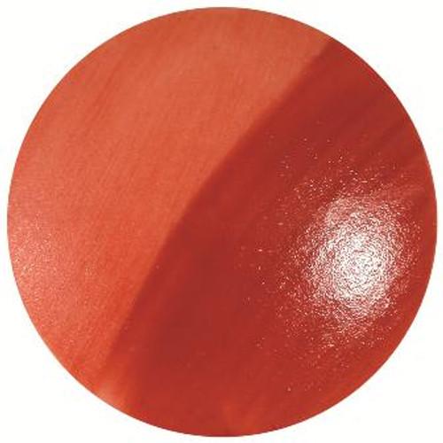 CHINA PAINT SATIN YELLOW RED