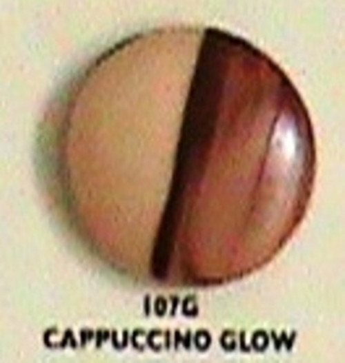 CHINA PAINT CAPPUCCINO GLOW