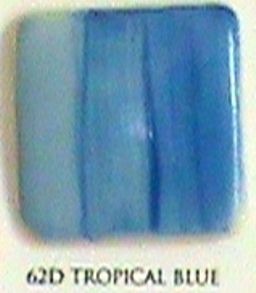 CHINA PAINT TROPICAL BLUE