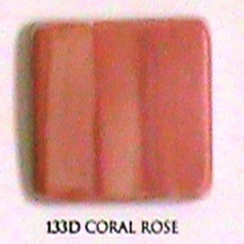 CHINA PAINT CORAL ROSE