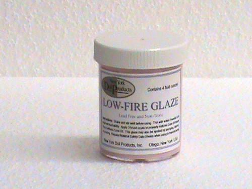 LOW-FIRE CLEAR GLAZE