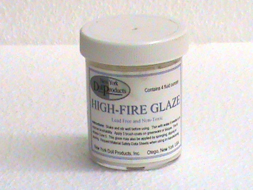 HIGH-FIRE CLEAR GLAZE