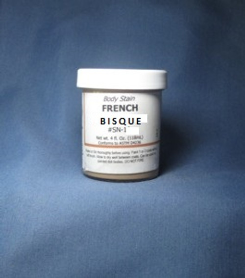 BODY STAIN FRENCH BISQUE