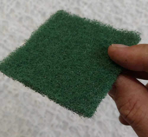 GREENWARE CLEANING PAD