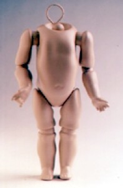 GB8S 7.5-INCH GERMAN COMPOSITION DOLL BODY