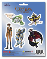 Code Geass: Magnets Collection