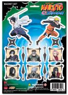 Naruto Shippuden: Broken Bonds Magnet Collection