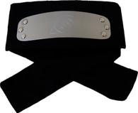 Naruto Shippuden: Konoha Leaf Village Logo Black Headband