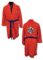Dragon Ball Z : Goku Bath Robe - One Size