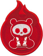 Skelanimals: Chung-Kee Flame Patch