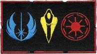Star Wars Clone Wars: Symbols Patch