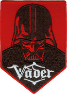 Star Wars: Darth Vader Banner Patch