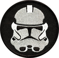 Star Wars: Storm Trooper Patch