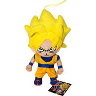 Dragon Ball Z: Super Saiyan Goku Plush