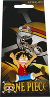 One Piece: Chibi SD Luffy PVC Key Chain