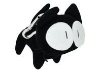 FLCL Fooly Cooly: Takkun Cat Plush with Clip